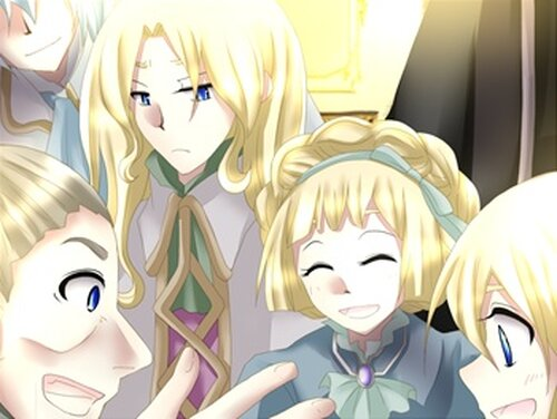 姫君のトアル一日 Game Screen Shots