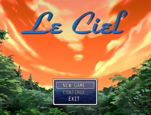 Le Ciel Game Screen Shot2