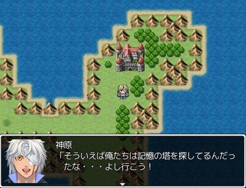 片目の勇者2~勇者と記憶の塔~ Game Screen Shot1