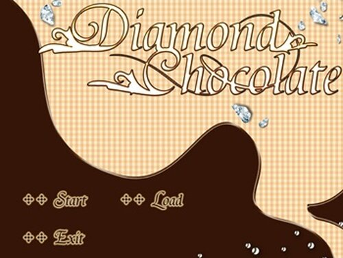 DiamondChocolate Game Screen Shot2
