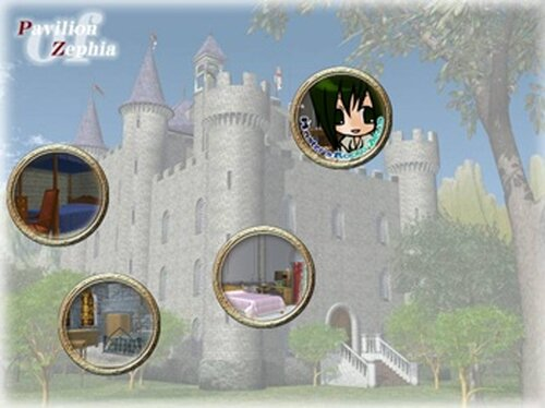 SecretWonderland<WebFree> Game Screen Shot3