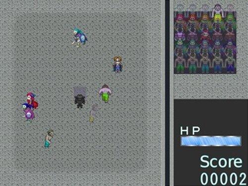 キチクのビンゴ Game Screen Shot2