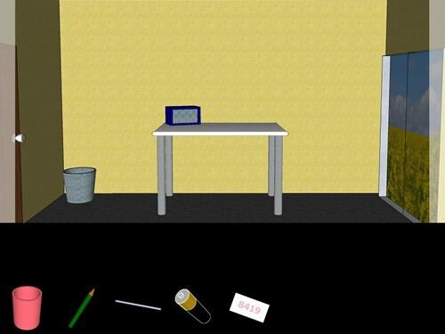 脱出ゲーム ちゃねずみと共に Game Screen Shot1