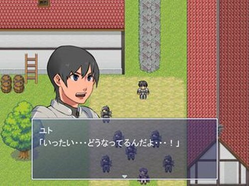 【名詞】Coexistence 共存 Game Screen Shot4