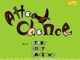 AttackChance Game Screen Shot2