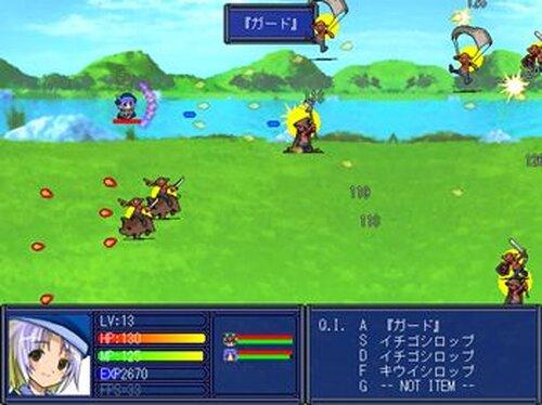 6人のレジスタンス! ☆3帝の逆襲☆ Game Screen Shot4