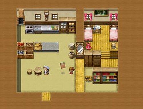 騒がしのお化け屋敷ver1.00   Game Screen Shot3