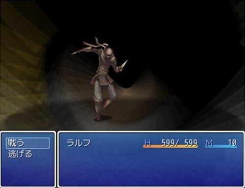 その死がオレを強くする! Game Screen Shot4