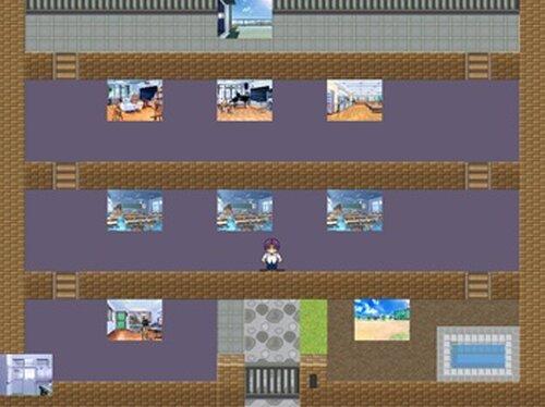 鏡の鬼 Game Screen Shot4