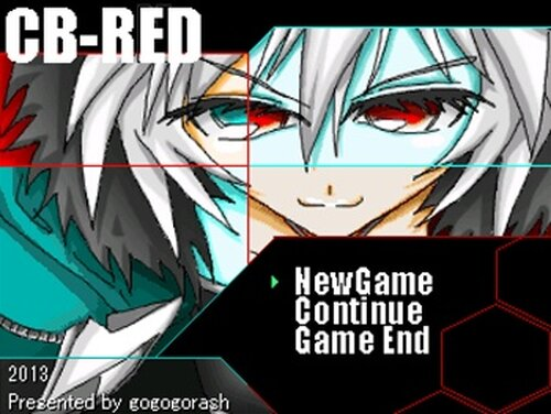 CB-RED Game Screen Shot2