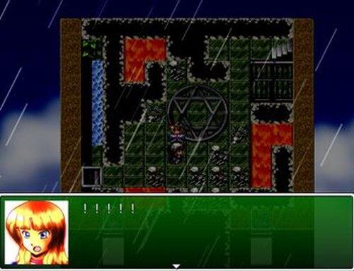 宇宙スペース奥様 Game Screen Shot4