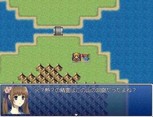 Phenomena(Lite Ver.) Game Screen Shot2