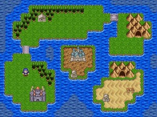 適当が故の物語 Game Screen Shots