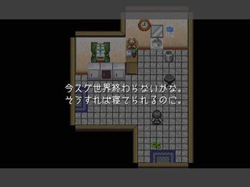 寝起き少女と紛い物 Game Screen Shots