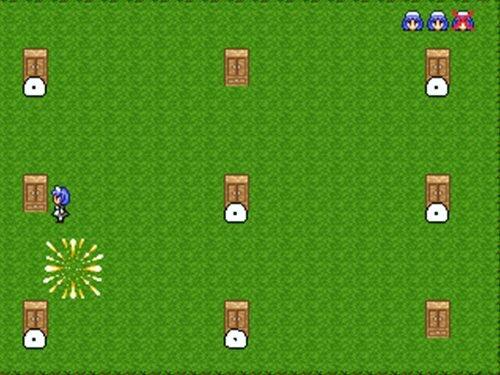まりもたたき Game Screen Shot1