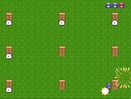 まりもたたき Game Screen Shots