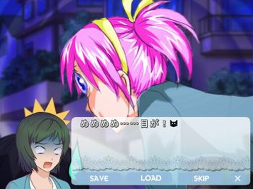 DOKI★DOKIラブパニック Game Screen Shots