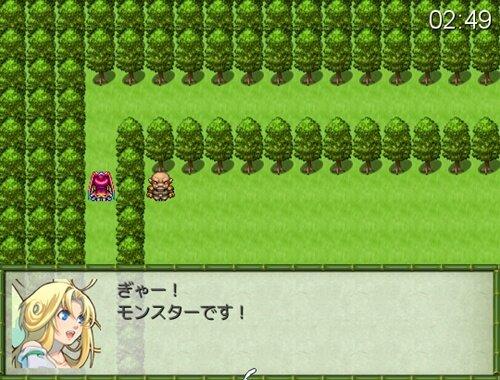 トレジャーニンジャー Game Screen Shot1
