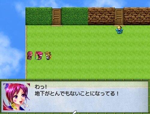 トレジャーニンジャー Game Screen Shot4