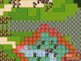 グラン内戦記 Game Screen Shot2
