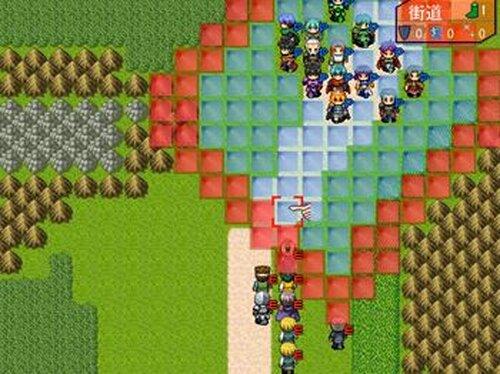 グラン内戦記 Game Screen Shots