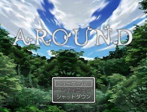 AROUND Game Screen Shot2