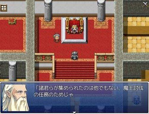 鈍色の帝国兵 Game Screen Shot3