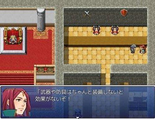 鈍色の帝国兵 Game Screen Shot4