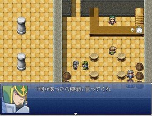 鈍色の帝国兵 Game Screen Shot5