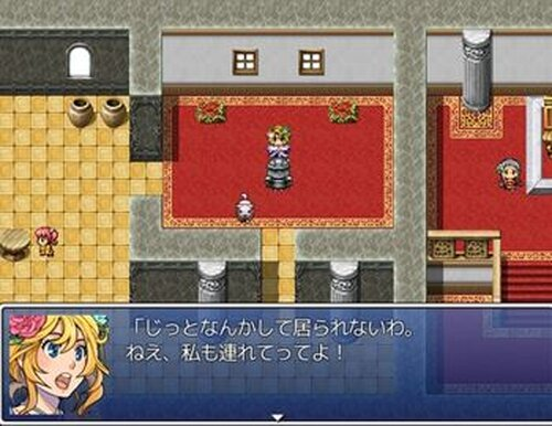 鈍色の帝国兵 Game Screen Shots