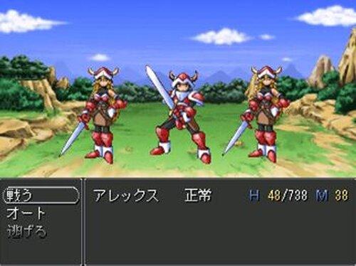 シンプルRPG Game Screen Shot3