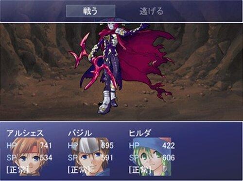 PARADOQUEST Game Screen Shot4