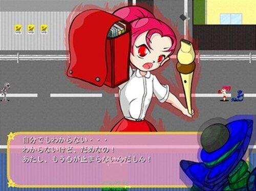変身少女こころウイスター01 Game Screen Shot3
