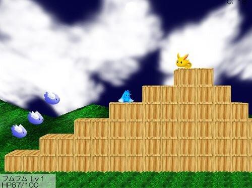 フムフムACT´ Game Screen Shot