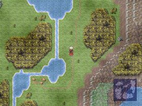 オヴェルスの翼 Game Screen Shot4