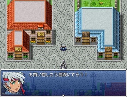 ゼルダクエスト体験版 Game Screen Shot1