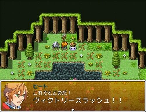 熱き冒険者たちの物語 Game Screen Shot1