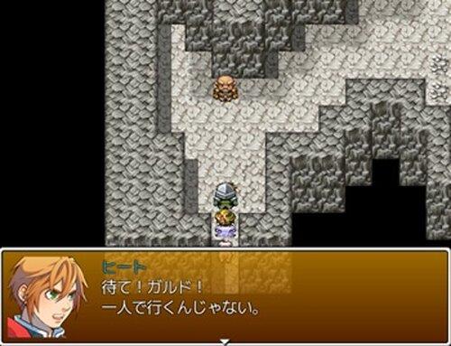 熱き冒険者たちの物語 Game Screen Shot5