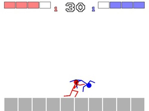 SimpleFightingGame Game Screen Shot3