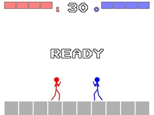 SimpleFightingGame Game Screen Shot4