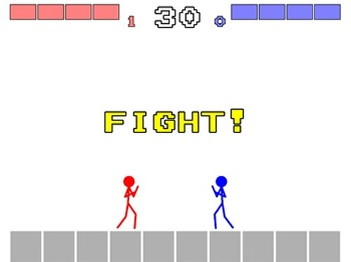 SimpleFightingGame Game Screen Shots