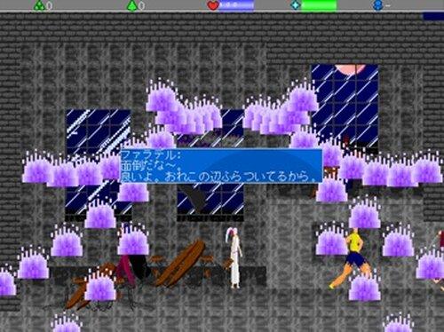 狂人達の晩餐会~剣の嘆き~ Game Screen Shots