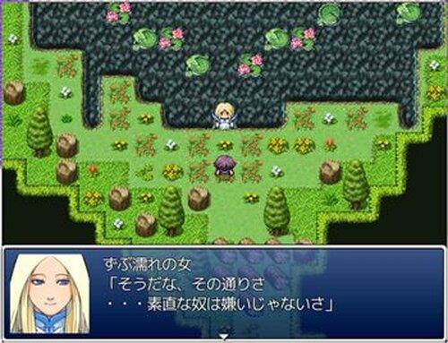 金と銀の斧 Game Screen Shot2
