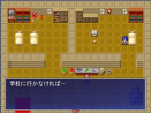 Dead of 眠子 Game Screen Shots