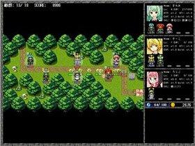 ニュースレ・ディフェンス! Game Screen Shot4