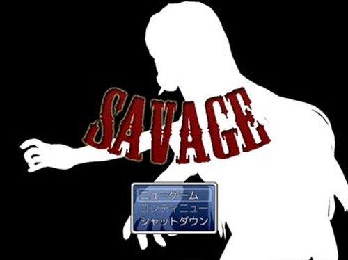 SAVAGE Game Screen Shot2