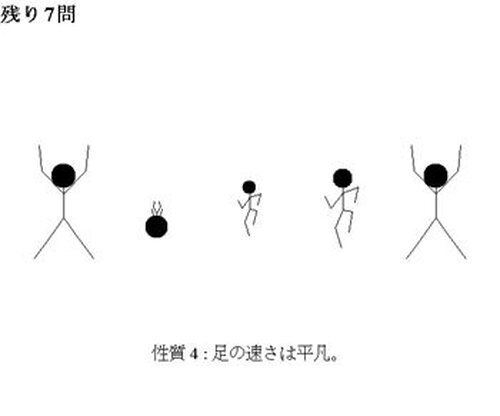 吉田であるということ Game Screen Shot4
