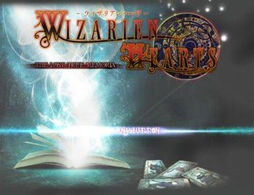 Wizarien Hearts-THE LOST TRUE MEMORIA-  Game Screen Shot2