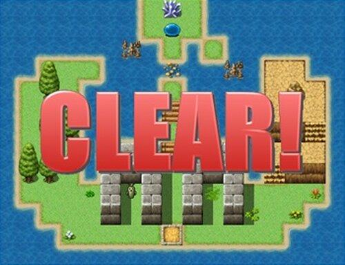 スラリンのパズルで冒険VX 0 Game Screen Shot4