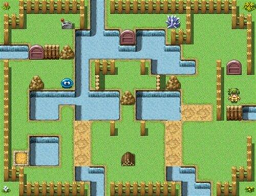 スラリンのパズルで冒険VX 0 Game Screen Shot5